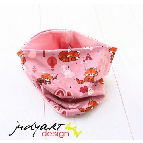 Tavaszi/őszi csősál gyerek - vöröspanda L