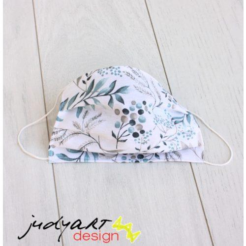 Judyartdesign FELNŐTT textil szájmaszk - bogyós
