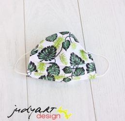 Judyartdesign FELNŐTT textil szájmaszk - cicás