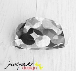 Judyartdesign FELNŐTT textil szájmaszk - mosómasa