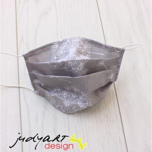 Judyartdesign GYEREK textil szájmaszk - pitypang
