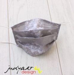 Judyartdesign FELNŐTT textil szájmaszk - pitypang
