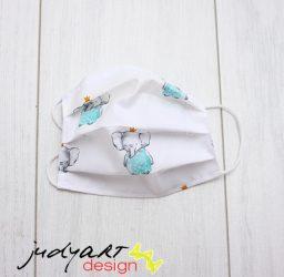 Judyartdesign GYEREK textil szájmaszk - eduárd